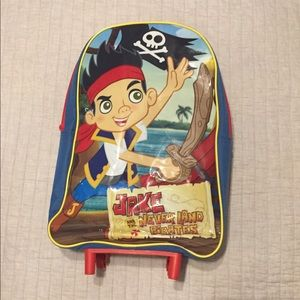 Jake and the Neverland Pirates Rolling Suitcase
